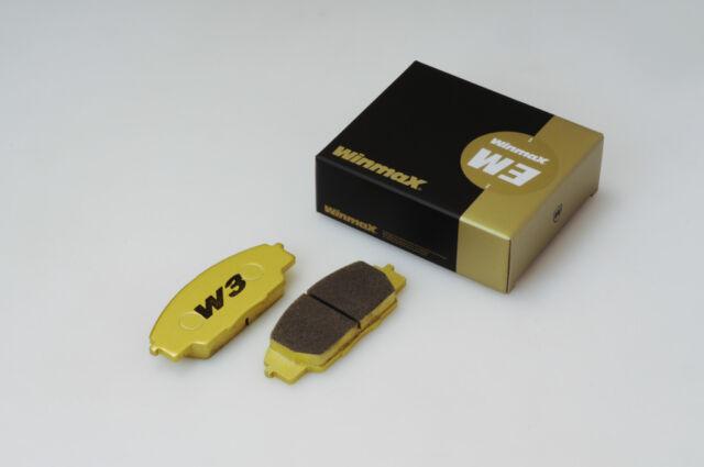 Winmax W3 Front Brake Pad For FAMIIA VAN 05.99- VHNY11,VENY11