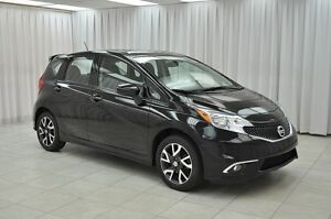 2015 Nissan Versa CHECK THIS OUT!! NOTE 1.6SR PURE DRIVE 5DR HAT
