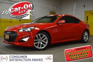 2015 Hyundai Genesis Coupe 3.8 V6 LEATHER NAV SUNROOF ONLY 14,00