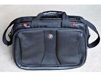 Wenger SwissGear Laptop Case Messenger Bag Black
