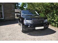 Range Rover Sport 2.7TD SE, 2005, One owner, excellent condition, FSH, 110,000mls