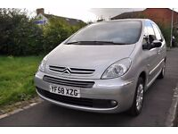 CITROEN XSARA PICASSO 1.6 HDI DESIRE 5DR (1 OWNER FROM NEW)