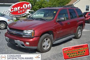 2003 Chevrolet TrailBlazer LT 4x4