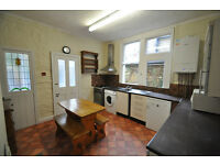Spacious four excellent size double bedrooms available from minutes from southfield station