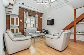 3 Double Bedroom Apartment. Top Floor Flat. Warehouse conversion. Excellent Transport Links.