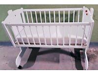 Crib / swinging system