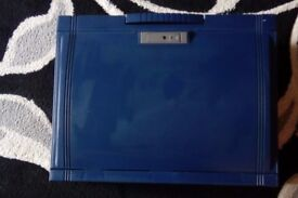 Expandable Personal File Box With Key