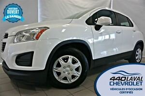 2015 Chevrolet Trax BLUETOOTH*AUTOMATIQUE*A/C*