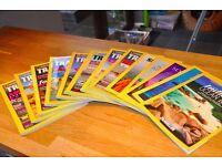 National Geographic - Traveller magazines - bundle