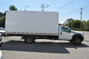 2012 Ford F-550 CHASSIS CAB XLT