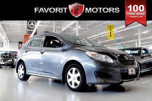 2010 Toyota Matrix | POWER/HEATED MIRRORS | AM/FM/CD