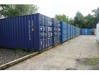 STORAGE UNITS IN KILBIRNIE