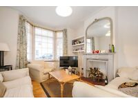 A large four double bedroom house available for short let, Burnthwaite Road, SW6