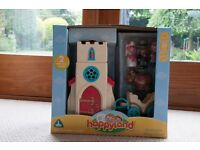 Happyland Church with all accessories in set - Excellent condition