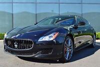 2014 Maserati Quattroporte GTS - VENDU / SOLD