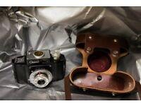 Smena c. 1952-1953 35mm Russian Camera