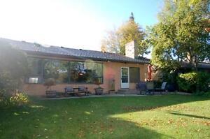 Spectacular Riverfront house in East Kildonan - 400 Bredin Drive