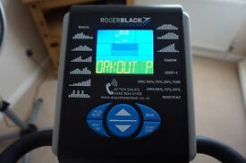 Exercise Bike by Roger Black - Excellent Condition .