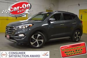 2017 Hyundai Tucson Limited 1.6T AWD LEATHER PANO ROOF LOADED