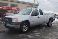 2012 GMC Sierra 1500 5.3L 4X4 EXTENDED CAB