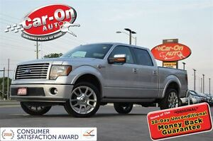 2011 Ford F-150 HARLEY DAVIDSON LEATHER NAVI SUNROOF
