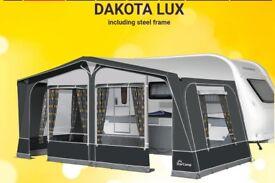 BRAND NEW Dormea Dakota Lux Caravan Awning