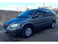 CHRYSLER GRAND VOYAGER LTD XS AUTO - VERY TOP SPEC, STOW'N'GO, LEATHER, SAT NAV, DVD, ELEC DOORS