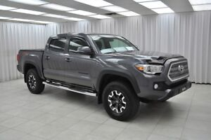 2017 Toyota Tacoma WOW!!! TRD OFF-ROAD 4x4 4DR 5PASS DOUBLE CAB