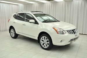 2013 Nissan Rogue 2.5SL AWD SUV w/ LEATHER, NAV, SUNROOF & 360°