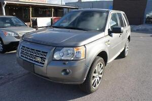 2008 Land Rover LR2 HSE | LEATHER | SUNROOF | AOLLY RIMS | AUX |