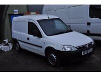 Vauxhall Combo Dual Fuel 2000 LPG Very Low Miles, Long MOT, Great Value Buy