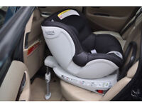 britax romer duelfix 360 isofix rrp300 brand new never used with instructions