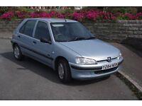 Peugeot 106 1.1i Zest 2 5-door