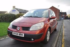 RENAULT SCENIC 1.6 VVT EXPRESSION 5DR PETROL