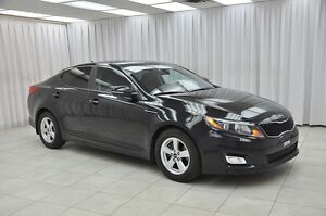 2014 Kia Optima LX GDi SEDAN w/ BLUETOOTH, HEATED SEATS, USB/AUX