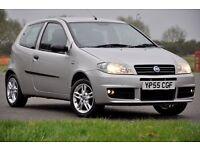 2005 Fiat Punto 1.2 8v Active Sport 3 DOORS+HATCHBACK+12 MONTHS MOT+SPORT+SERVICE HISTORY