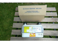 Gas Meter - E6 Electronic - NEW