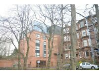 Stunning luxury 3 bedroom modern penthouse style flat to let in Hyndland