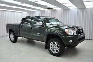 2013 Toyota Tacoma LIMITED 4x4 V6 4DR 5PASS DOUBLE CAB w/ HTD LE