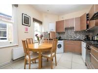 Large three double bedroom top floor apartment near Clapham South tube - £2600 per month