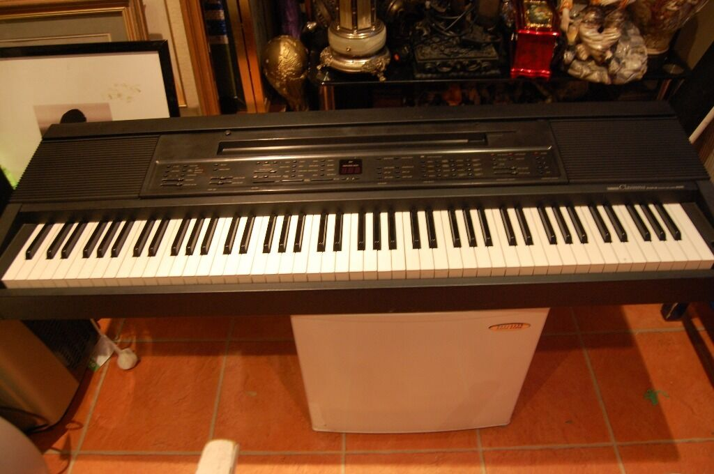yamaha clavinova cvp 8 electric piano in hounslow. Black Bedroom Furniture Sets. Home Design Ideas