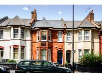 Two double bedroom top floor conversion flat on Station Road, located near Alexandra Park station