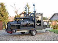 Mobile BBQ Texas 2 - Manufacturer