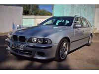 BMW 530D M Sport touring E39 Diesel Auto