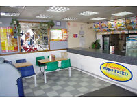 A2 AND A3 LICENCE CHICKEN SHOP, OPERATIONAL BUSINESS, GOOD FOOT FLOW