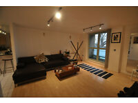 Stunning spacious one bedroom flat with a private balcony in a secure location heart of Battersea