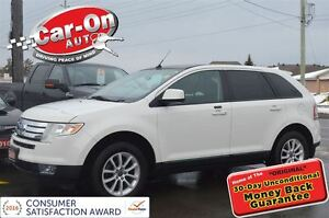 2009 Ford Edge SEL AWD PANORAMIC SUNROOFS