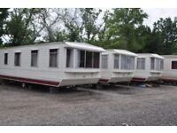 MOBILE HOMES TO RENT, 2 bedroom, Furnished, secure private site, Jct 3 of M3 Bagshot, Surrey,