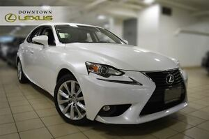 2016 Lexus IS 300 PREMIUM. AWD, LEATHER, 1 OWNER