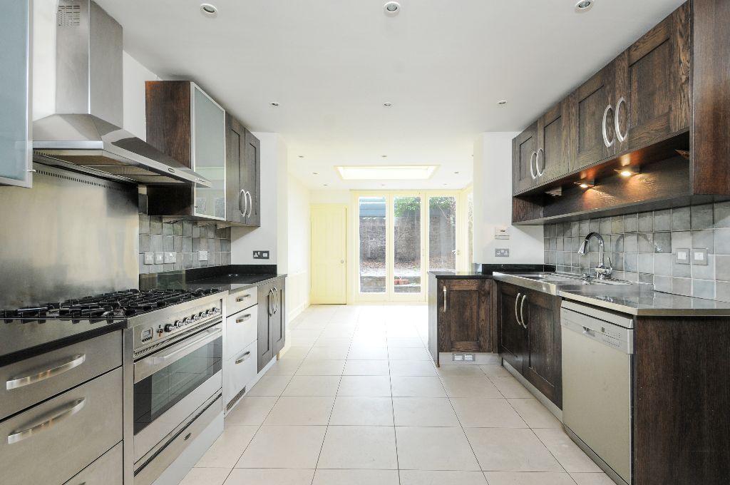 A spectacular four bedroom house arranged over three floors, Chesilton Road, SW6